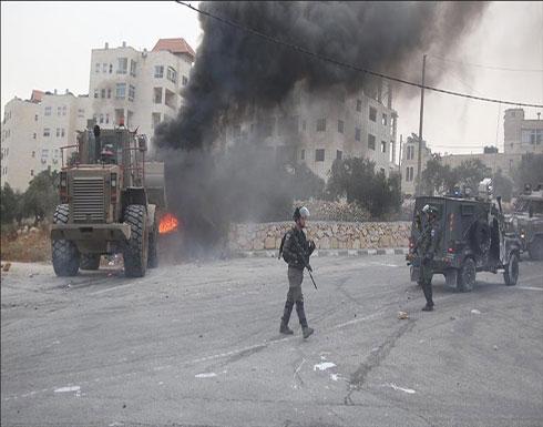 مشروع قانون لإبعاد عائلات منفذي العمليات ضد إسرائيليين بالضفة