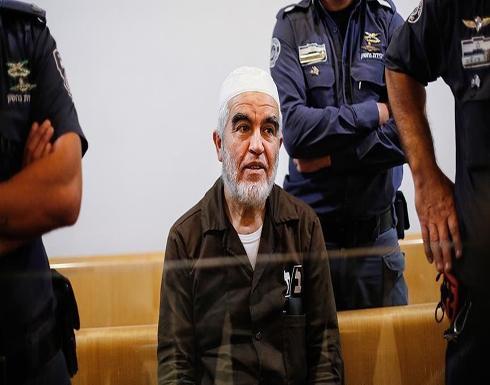 محكمة إسرائيلية تمدد القيد الإلكتروني على الشيخ صلاح 3 أشهر