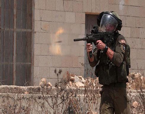 إصابة فلسطينيين اثنين برصاص إسرائيلي على حدود غزة