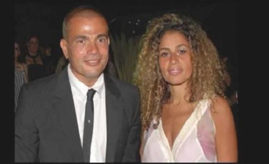 رسميا.. طلاق عمرو دياب وزينة عاشور ..تفاصيل جديدة