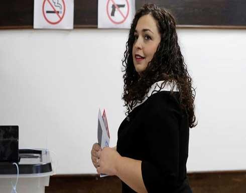برلمان كوسوفو يختار أستاذة القانون فيوسا عثماني رئيسة للبلاد