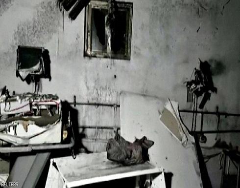 مصائب الهند لا تأتي فرادى.. حريق هائل يقتل مرضى كورونا