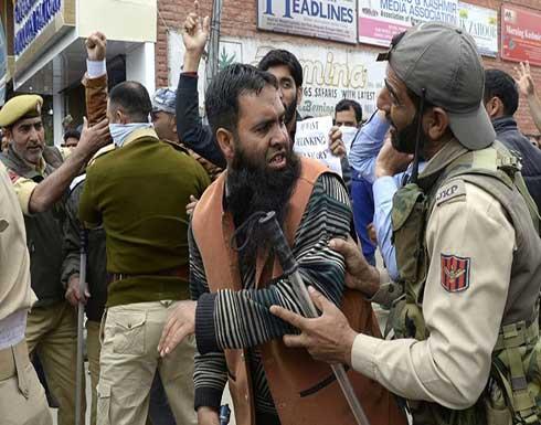 حملة لمناصرة مسلمي كشمير ضد القمع الهندي