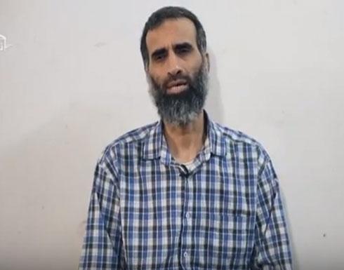 شاهد بالفيديو .. أسير من الحرس الثوري في سوريا يناشد سليماني