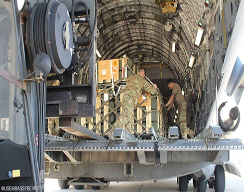 """أميركا تسلم """"صواريخ ذكية"""" للجيش اللبناني"""