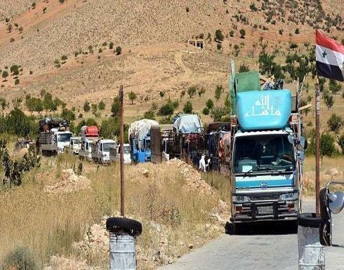عودة دفعات جديدة من اللاجئين السوريين من لبنان