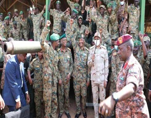 السودان: اعتقال 21 ضابطا وعدد من الجنود على خلفية محاولة الانقلاب