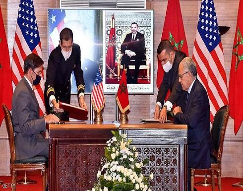 المغرب والولايات المتحدة توقعان اتفاقا عسكريا