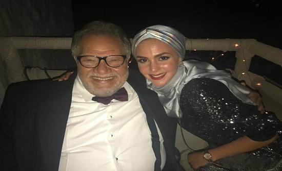 بالصور : الأردنية ركين سعد زوجة إبن الفخراني!