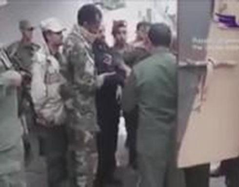 أول فيديو للإرهابي هشام عشماوي عقب القاء القبض عليه في درنة