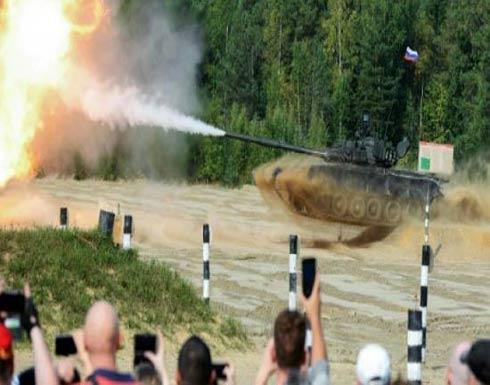 بالفيديو : روسيا تستعرض قوتها في أكبر تمارين عسكرية بتاريخها