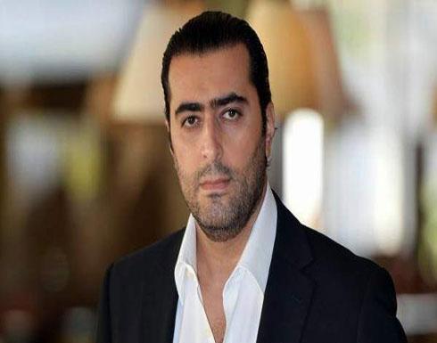 """زوجة باسم ياخور تلفت الأنظار في أحدث ظهور لها .. والجمهور : """" جمال رباني """""""