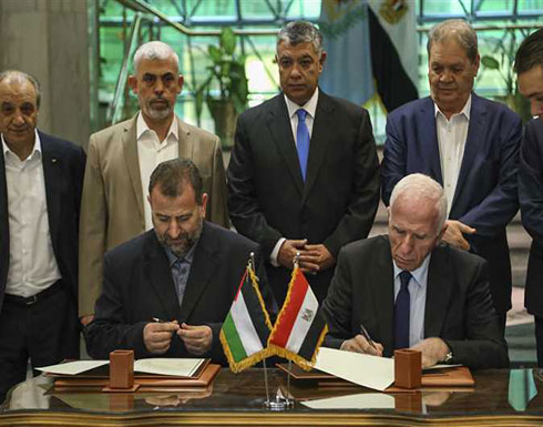 """بدران: وفدا حماس وفتح بحثا بالقاهرة """"القضايا العالقة"""""""