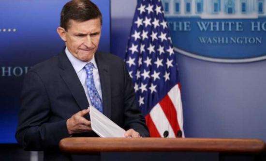 استقالة مستشار الأمن القومي الأمريكي بسبب اتصالاته مع روسيا