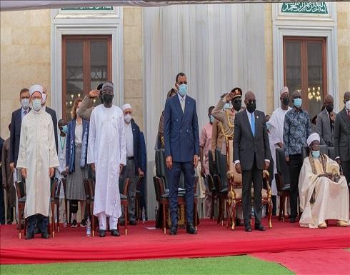 الرئيس الغاني عن مسجد بنته تركيا في غانا: رمز إسلامي زاد من جمال بلادنا