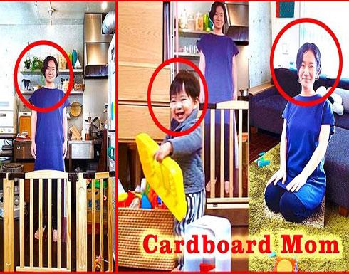 بالفيديو : حيلة عبقرية لأم يابانية أوقفت بكاء طفلها المستمر