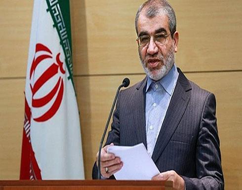 مسؤول إيراني: المال القذر يقرر مصير الانتخابات