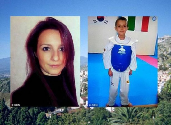 قتلت ابنها بسبب اكتشافه السر!