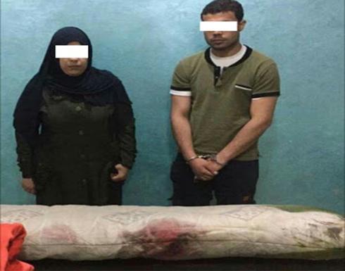 الإعدام لسيدة وعشيقها لقتلهما الزوج بطريقة بشعة في مصر