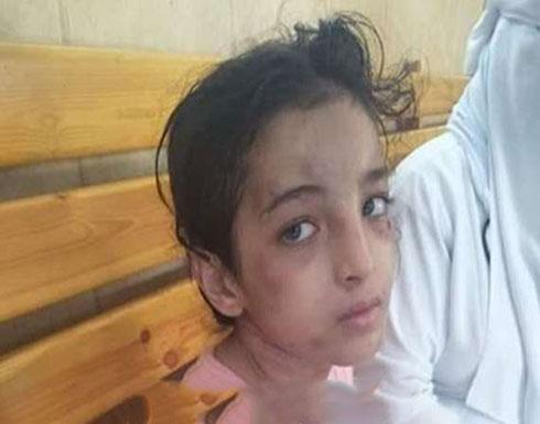مصر : أغرب ما فعله والد طفلة التعذيب و زوجته في أول ظهور لهما بالقفص؟