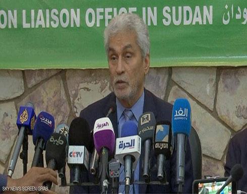 مبعوث الاتحاد الأفريقي يدعو إلى استئناف المفاوضات السودانية