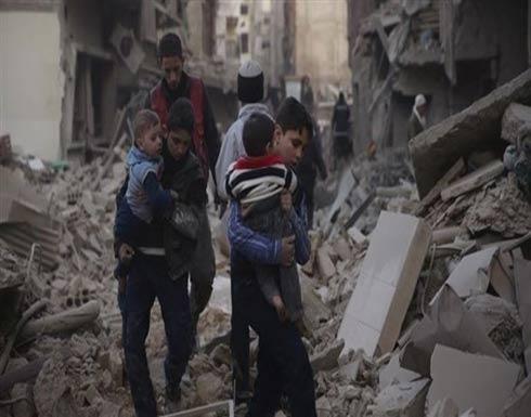 مقتل 25 مدنياً في غارات روسية وسورية على الغوطة