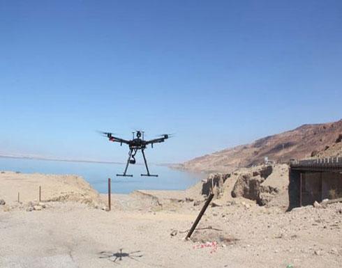 طائرات مزودة بكاميرات للبحث عن الطفلة المفقودة في البحر الميت