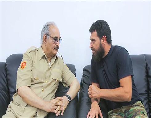 """""""الجنائية الدولية"""" تطالب ليبيا مجدداً بتسليم محمود الورفلي الموالي لحفتر"""