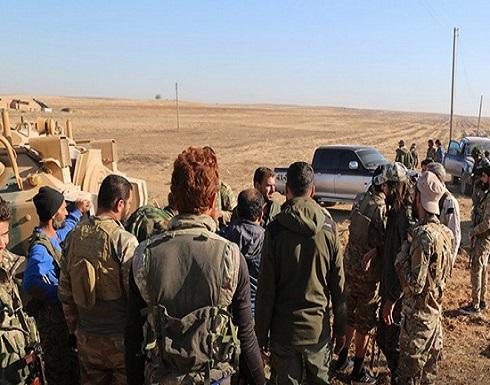 """اقتتال بين فصائل المعارضة بمناطق """"نبع السلام"""" شمال سوريا"""
