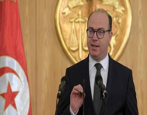 """رئيس الوزراء التونسي يجري تعديلا وزاريا وسط خلاف قوي مع حزب """"النهضة"""""""