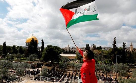 استطلاع: القدس والقضية الفلسطينية تستحوذ على اهتمام الاردنيين
