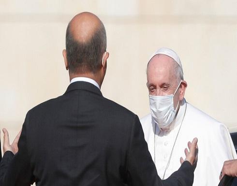 الرئيس العراقي: نشكر البابا على استجابته لزيارة العراق