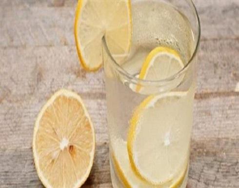 فوائد عجيبة لشرب فنجان من الماء الدافئ مع الليمون على الريق