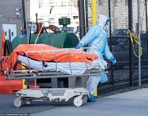 أميركا تتصدر وفيات كورونا والبرازيل الرابعة.. و16 إصابة بالصين