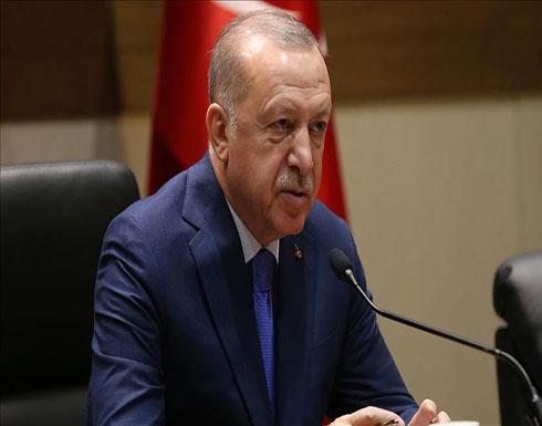 أردوغان يوجه بتقديم المساعدة الفورية للمتضررين من زلزال ألازيغ