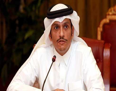 قطر تدعو دول الخليج وإيران إلى حوار إقليمي مباشر