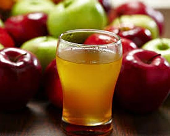 ضدّ الجفاف، اشرب عصير التفاح