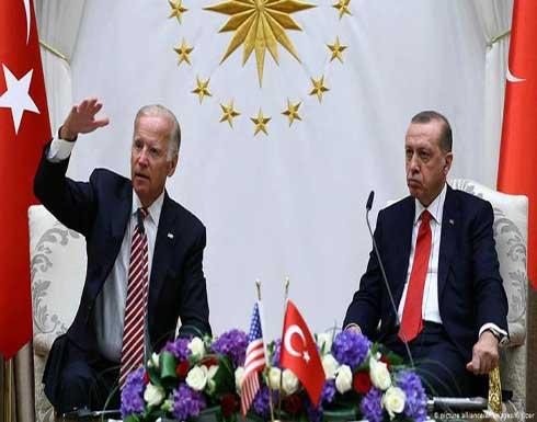 أردوغان سيبحث مع بايدن أسباب توتر العلاقات بين البلدين خلال قمة الناتو
