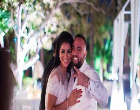 ريما فقيه وزوجها مع باراك أوباما (صورة)