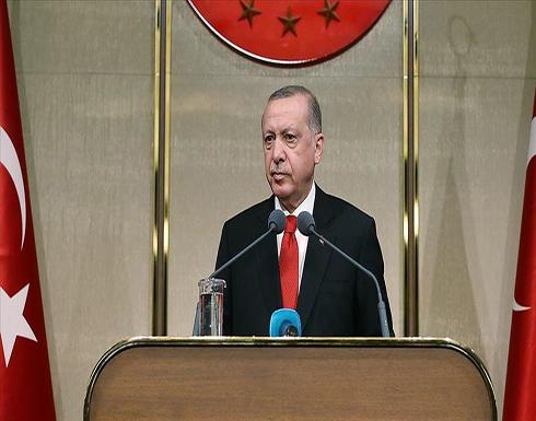 أردوغان ينشر مقطع فيديو عن آيا صوفيا في تويتر بـ9 لغات .. شاهد