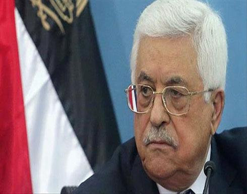 عباس يطلع مسؤولًا قطريًا على أوضاع الفلسطينيين