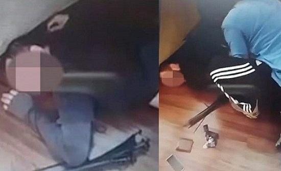 بالفيديو.. رد فعل صادم لأبوين مع رجل استدرج ابنتهما لممارسة الرذيلة