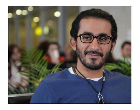 """أحمد حلمي يظهر بشخصية الجد لـ""""خيال مآته"""""""