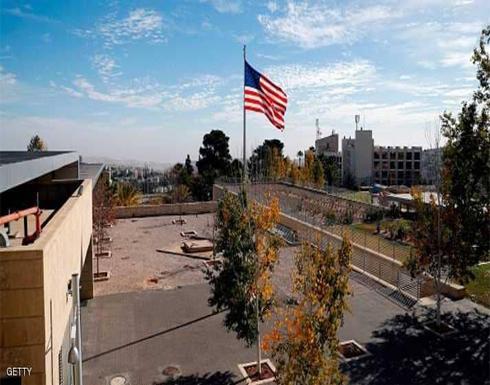 """""""جدار ترامب"""" يعرقل أعمال البناء بسفارة أميركا في القدس"""