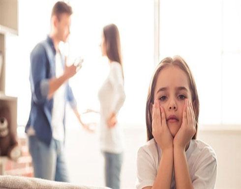الأطفال يحاكون اضطرابات القلق للوالدين