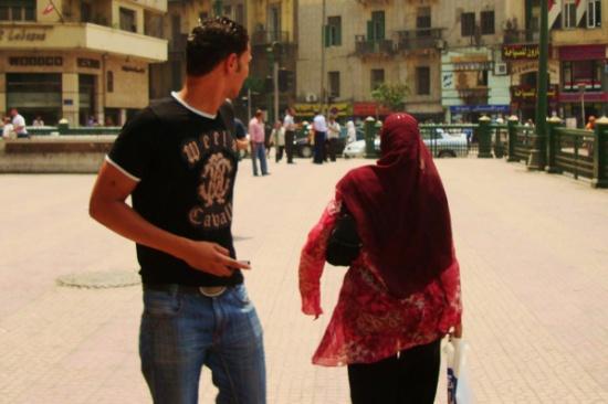نجم مصري يواجه التحرش بطريقته الخاصة