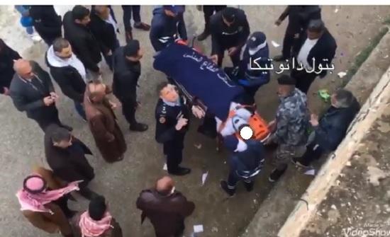بالفيديو : قصة الاردني الذي توفي بعد سقوطه عن سور امام النواب