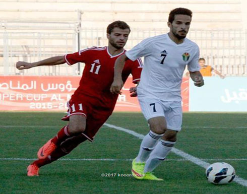 استدعاء 4 لاعبين للمنتخب الأردني