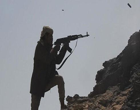 اليمن.. التحالف يدمر أكبر معسكرات الحوثيين في حجور