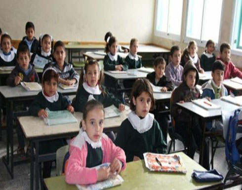 التعليم بغزة: تعليق الدراسة غداً الأربعاء